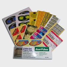 Colorful Stickers for Pricing, Product Display, Promotions